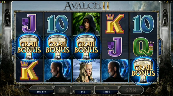 Avalon II Slot Machine Online ᐈ Microgaming™ Casino Slots