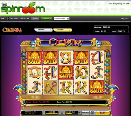 jackpot party casino online book of ra gratis
