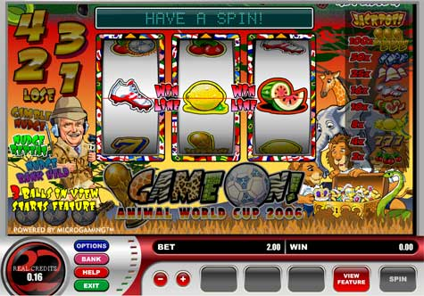 GameOn Pub Fruit Machine