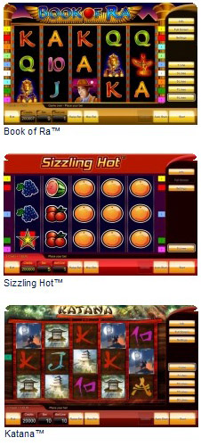 grand casino online book of ra 20 cent