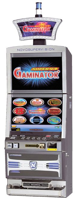 casino games online gaminator slot machines