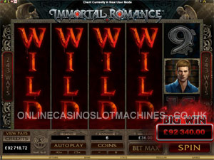 Immortal Romance | Euro Palace Casino Blog